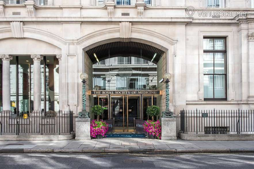 Hire 1 Wimpole Street The Cavendish Room 3