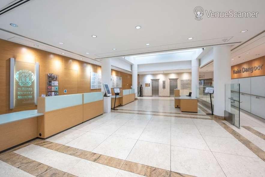 Hire 1 Wimpole Street Louis Forman Room