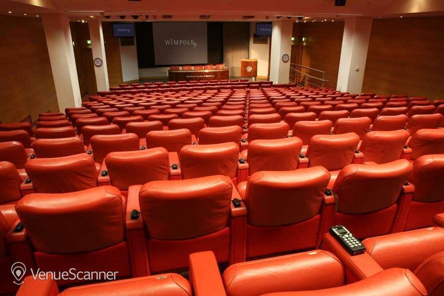 Hire 1 Wimpole Street Guy Whittle Auditorium 2