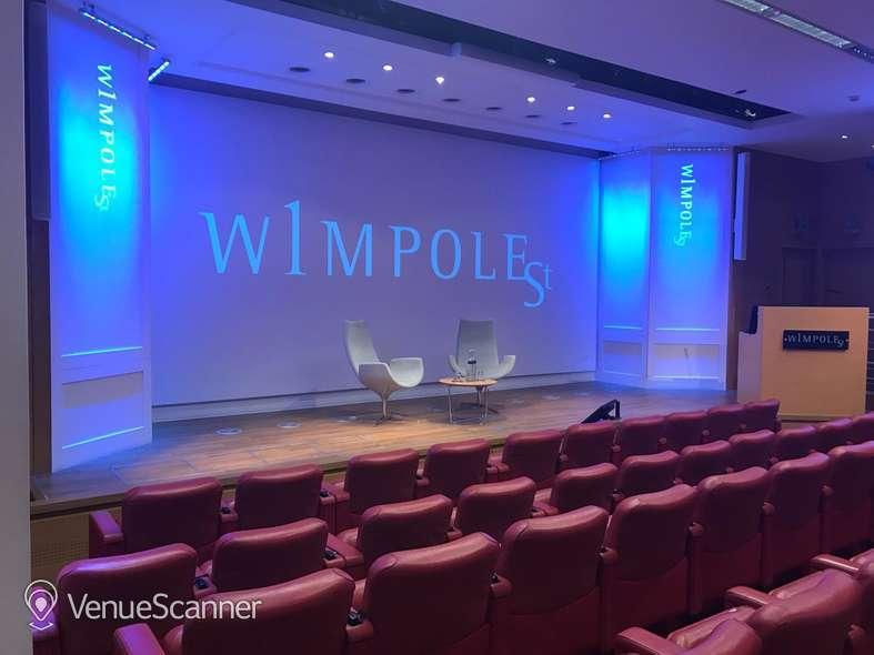 Hire 1 Wimpole Street Guy Whittle Auditorium