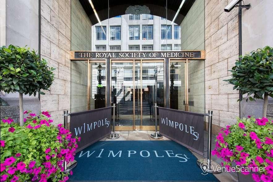 Hire 1 Wimpole Street Atrium 4