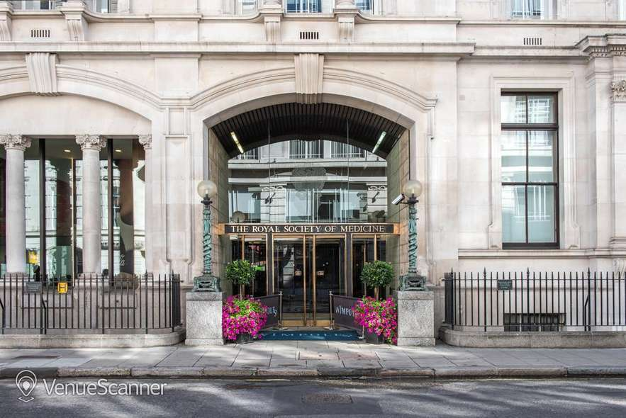 Hire 1 Wimpole Street Ent Room 2