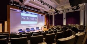 1 Wimpole Street, Naim Dangoor Auditorium