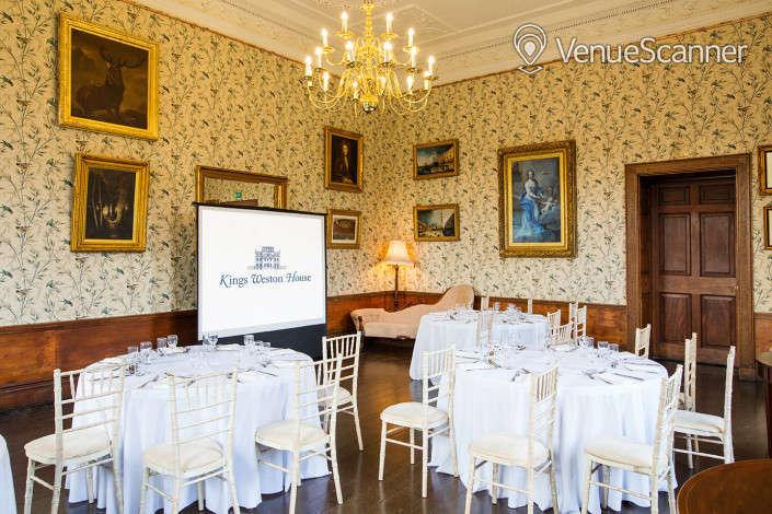 Hire Kings Weston House The Oak Room