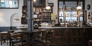 Shaws Booksellers, Bar Area 3