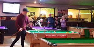 The Ball Room Sports Bar, Winter Holidays Party Package