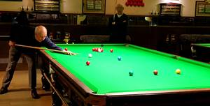 The Ball Room Sports Bar, Snooker + Darts & Food Buffet