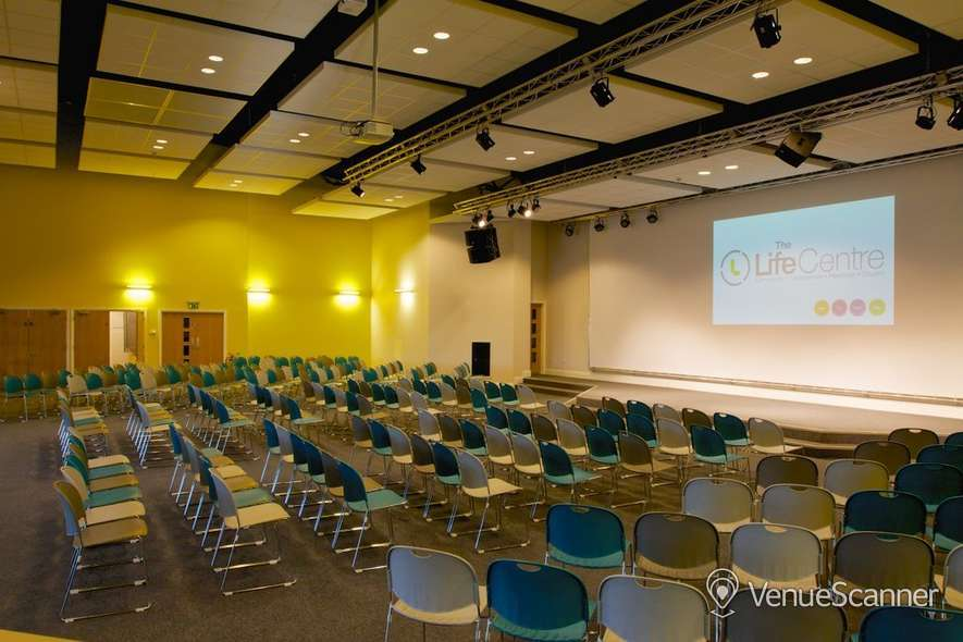 Hire The Lifecentre Wesley Hall 2