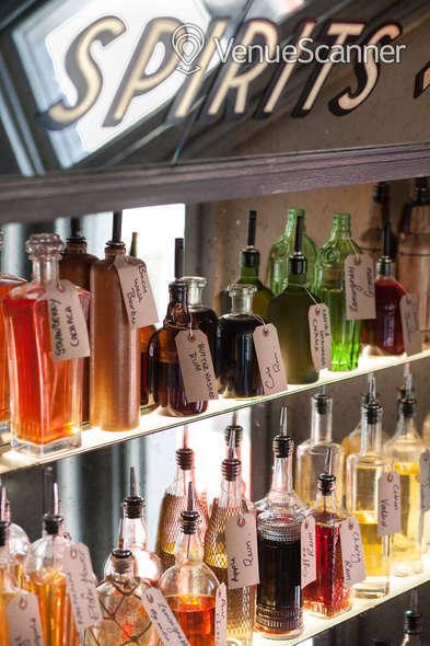Hire The Marylebone Saloon Bar 3
