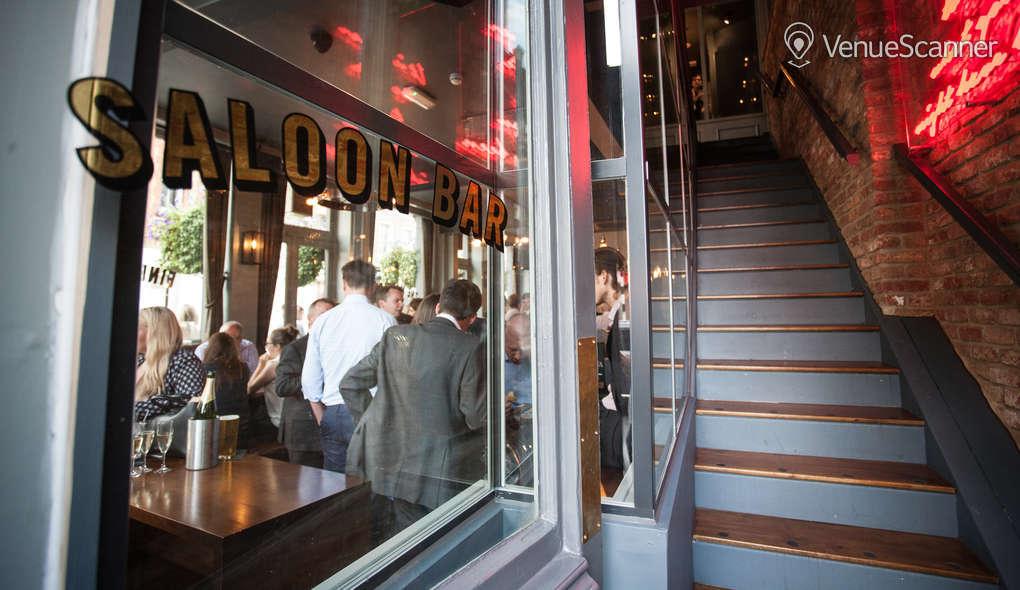 Hire The Marylebone Saloon Bar 4