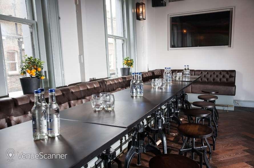 Hire The Marylebone Saloon Bar