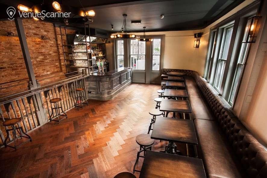Hire The Marylebone Saloon Bar 1