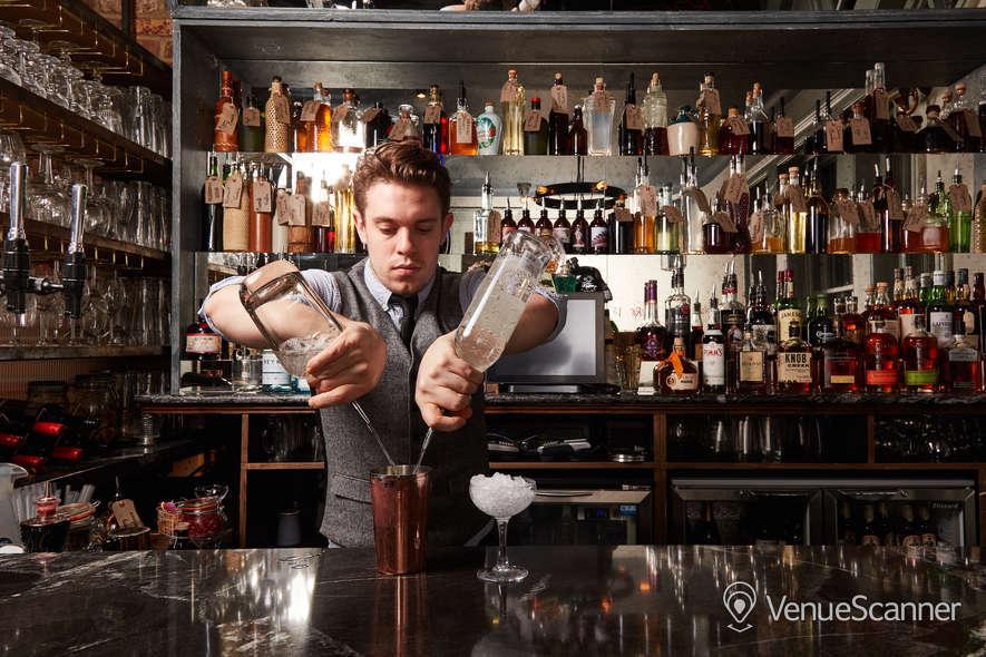 Hire The Marylebone Saloon Bar 6