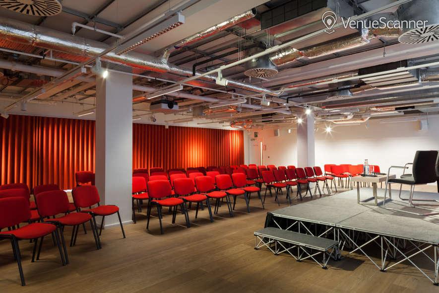 Hire Auditorium - Level 6 Foyles Soho Level 6 - Foyles 4