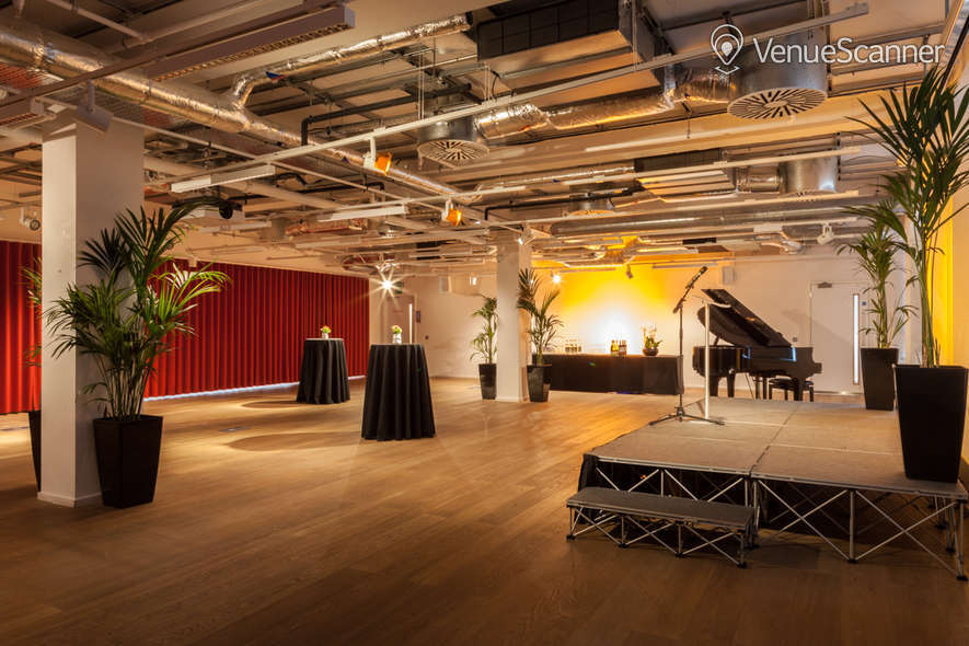 Hire Auditorium - Level 6 Foyles Soho Level 6 - Foyles 1