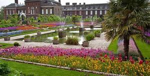 Kensington Palace, Sunken Garden