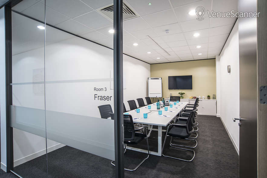 Hire Regus High Street Kensington Fraser