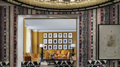 Covent Garden Hotel, Drawing Room