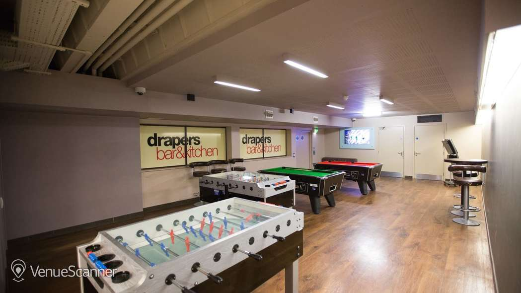 Hire Drapers Bar & Kitchen Private Hire
