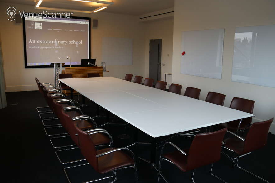 Hire Said Business School: Park End Street Venue Credit Ease Classroom 2
