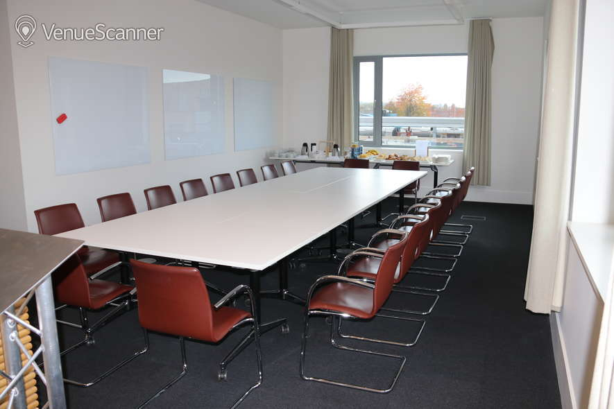 Hire Said Business School: Park End Street Venue Credit Ease Classroom 1