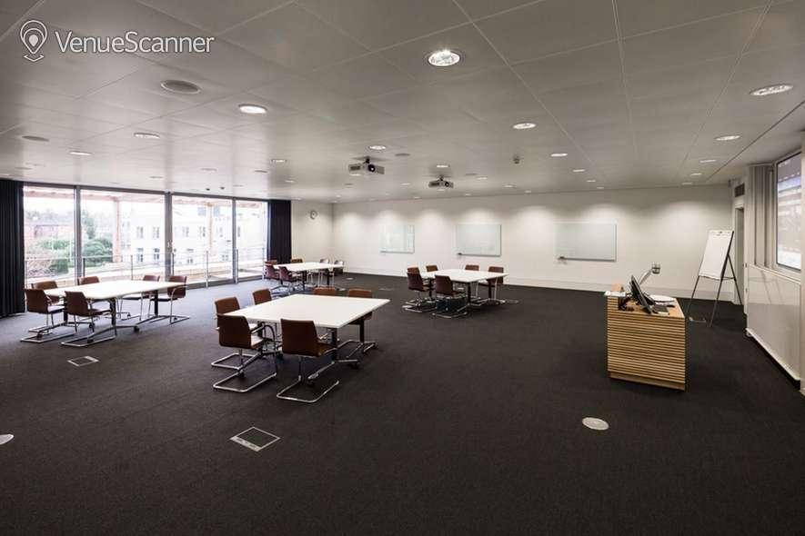 Hire Said Business School: Park End Street Venue   New ...