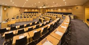 Said Business School: Park End Street Venue, Rhodes Trust Lecture Theatre