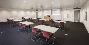 Said Business School: Park End Street Venue, Classroom 2