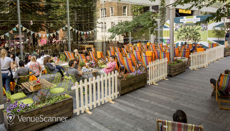 Hire The Refinery - Bankside Exclusive Hire 2