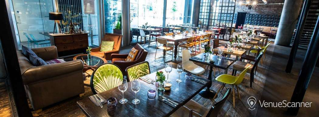 Hire The Refinery - Bankside Exclusive Hire 1