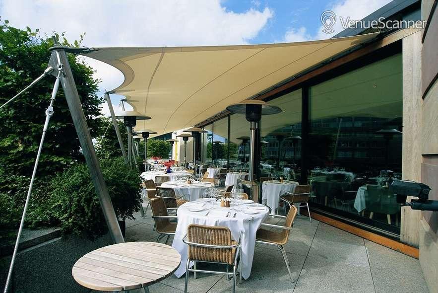 Hire Coq Dargent Bar Terrace 1