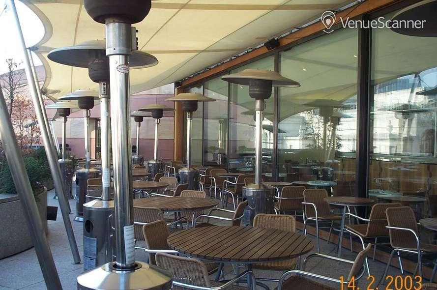 Hire Coq Dargent Bar Terrace 3