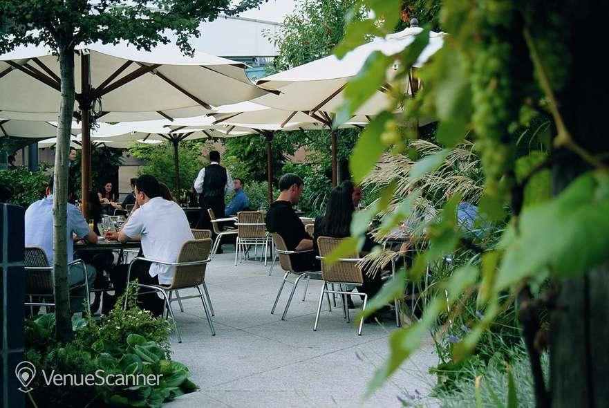 Hire Coq Dargent Bar Terrace 4
