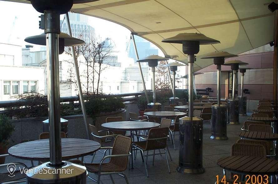Hire Coq Dargent Bar Terrace 2