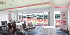 New York Stadium, Boardroom