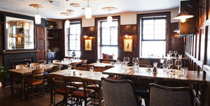 The Newman Arms, The Pie Room