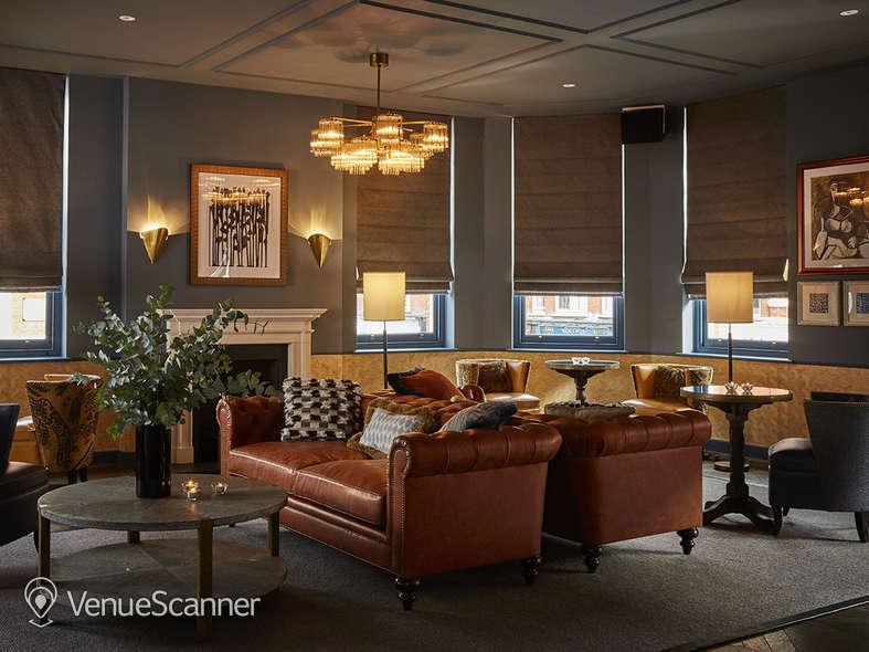 Hire Beaufort House Albert's Club Room