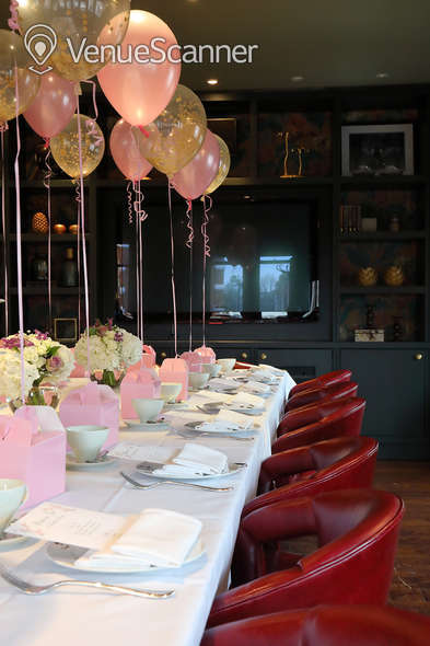 Hire Beaufort House Private Dining Room 11