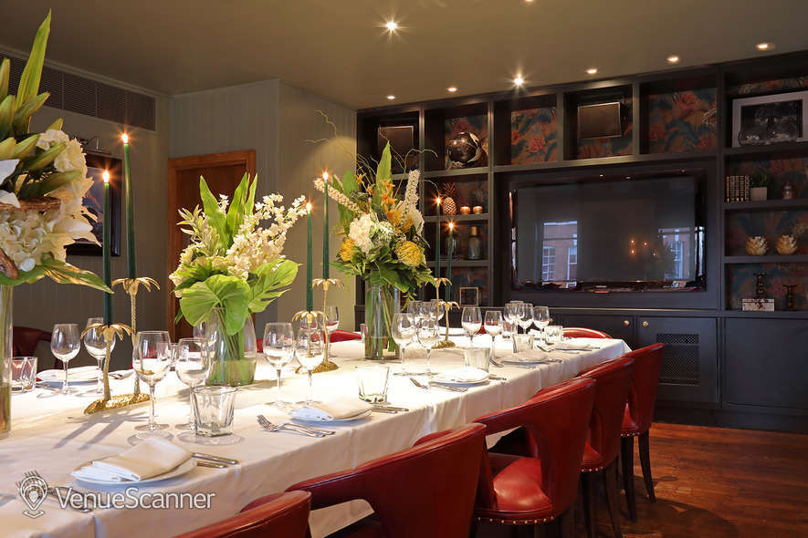 Hire Beaufort House Private Dining Room 9