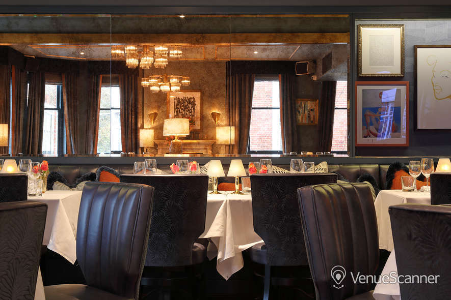Hire Beaufort House Albert's Club Room 16