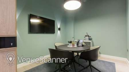 Hire The Office Group Great Portland Street Meeting Room 2