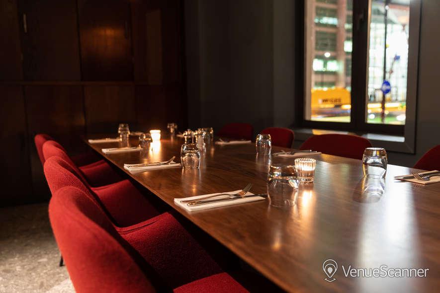 Hire Vq Euston Private Dining