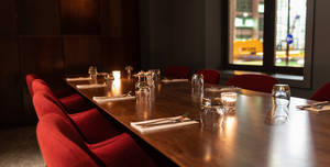 Vq Euston, Private Dining