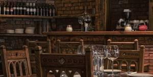Evuna, Private Dining