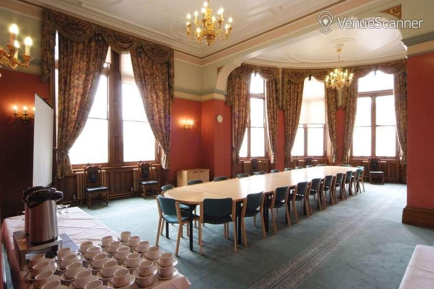 Hire Birmingham Council House Chamberlain Room