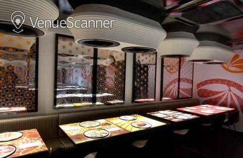 Hire Inamo Soho The Bonsai Room 1