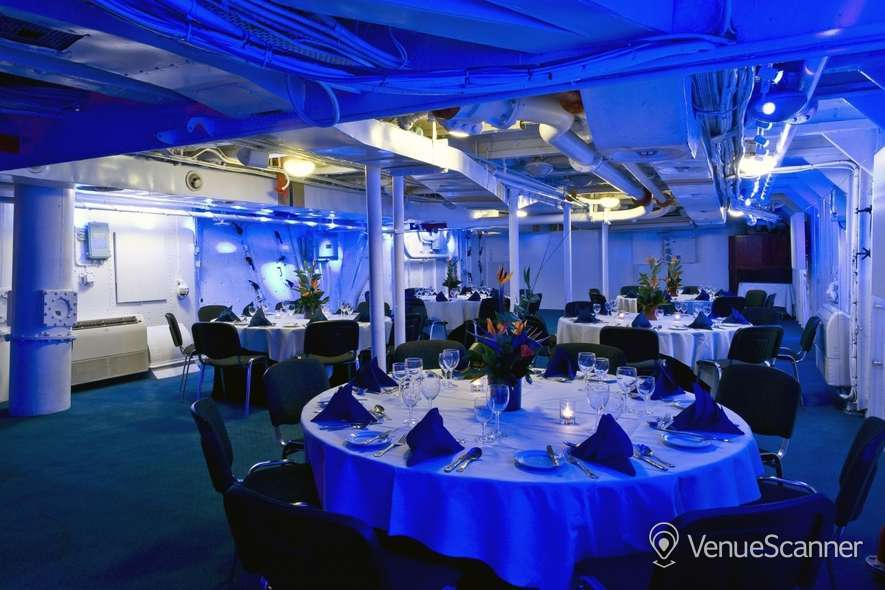 Hire  Hms Belfast The Ships Company Dining Hall 1