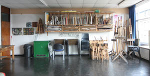The Bristol Folk House, Art Room