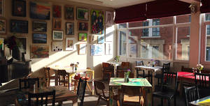 The Bristol Folk House, The Cafe