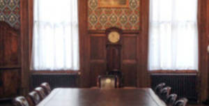 St Thomas' Hospital, Grand Committee Room